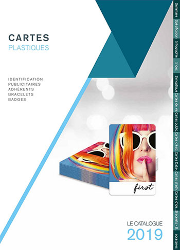Catalogue Cartes Badges